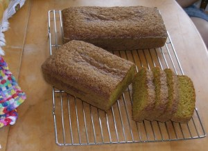 Carrot Bread for HardHeads